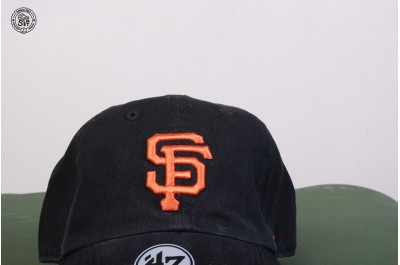47 BRAND SAN FRANCISCO GIANTS BLACK