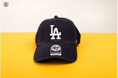 47 BRAND CLEAN UP LOS ANGELES DODGERS NAVY