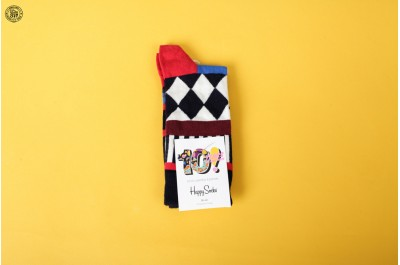 HAPPY SOCKS 2015 LIMITED EDITION 10 YEARS DIT1001 4000