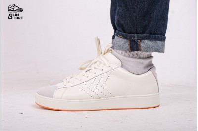 HUMMEL WINSTON LOW TOP PRISTINE WHITE
