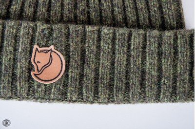 FJALLRAVEN RE WOOL HAT DARK OLIVE